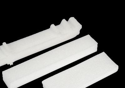Material protecció: Planxes FOAM